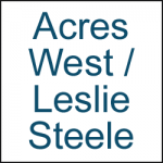 ACRES WEST / LESLIE STEELE