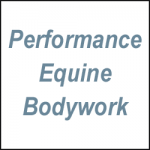 PERFORMANCE EQUINE BODYWORK / WILL FRIDAY