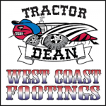 WEST COAST FOOTINGS SOUTH / TRACTOR DEAN