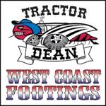 WEST COAST FOOTINGS SOUTH / TRACTOR DEAN