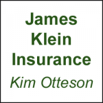 JAMES KLEIN INSURANCE / KIM OTTESON