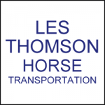 LES THOMSON HORSE TRANSPORTATION
