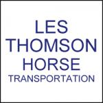 LES THOMSON HORSE TRANSPORTATION
