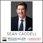 SEAN CADDELL / WILLIS ALLEN REAL ESTATE