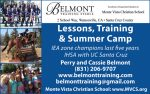 BELMONT TRAINING STABLES