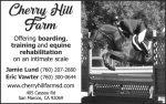 CHERRY HILL FARM / JAMIE LUND & ERIC VAWTER