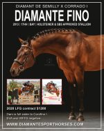 DIAMANTE SPORT HORSES