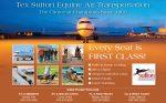 TEX SUTTON EQUINE AIR TRANSPORTATION