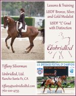 UNBRIDLED, LTD. / TIFFANY SILVERMAN