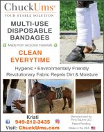 CHUCKUMS® MULTI USE DISPOSABLE STANDING WRAPS