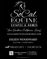 SO CAL EQUINE ESTATES & HOMES / EILEEN WOODWARD