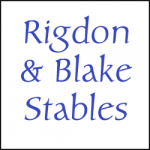 RIGDON AND BLAKE STABLES